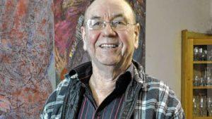 Maler Künstler Literat Harms Bellin