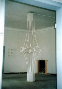 Objektkunst Installation Katja Martin Schloss Grube