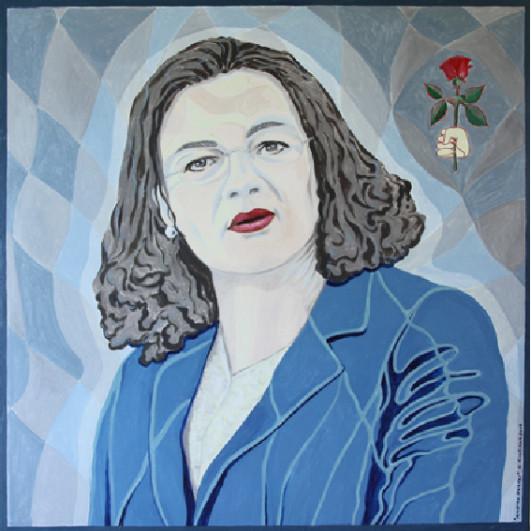 Portraitmalerei Politikerinnen