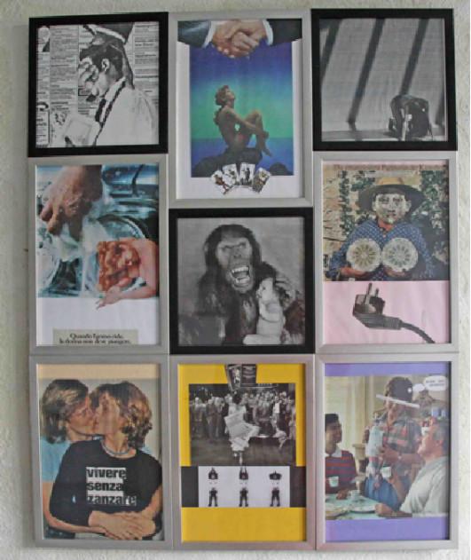 Bild Collage von Gerhild Grolitsch