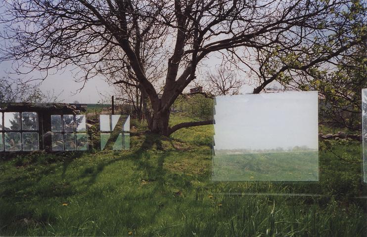 Natur und Reflektion Atelier Plateau offene Ateliers Brandenburg Prignitz 2019